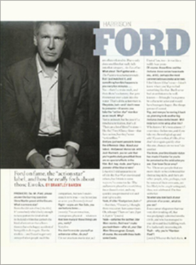 Harrison Ford - Idol Chatter