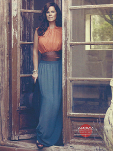Marcia Gay Harden - CBS Watch! Magazine